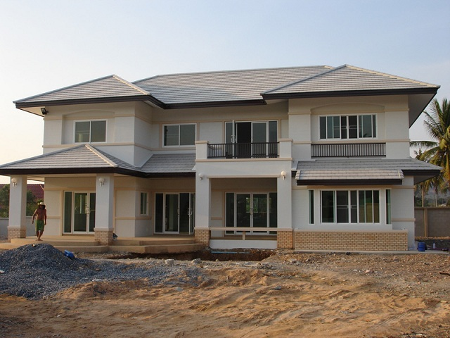 Build small house building a prefab home types cost pros for Cheapest type of house to build