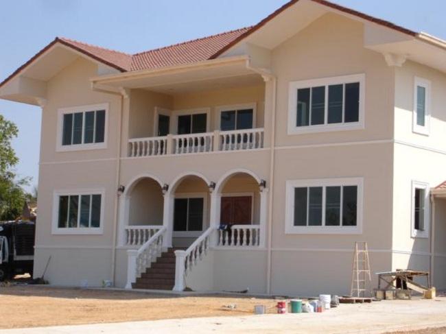 Surin house builder build a house in surin alan thailand builders houses built - Houses built inhours ...